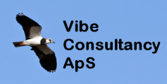 Logo for Vibe Consultancy ApS